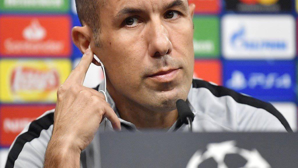 Nicht mehr Trainer der AS Monaco: der Portugiese Leonardo Jardim