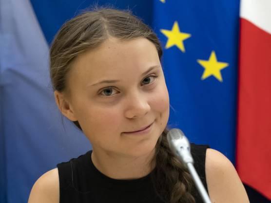 Eine gefragte junge Frau: Die schwedische Umweltaktivistin Greta Thunberg findet auch in der Musikbranche Gehör - und ist etwa auf der neuen Single der britischen Indie-Rockband The 1975 vertreten. (Archivbild)