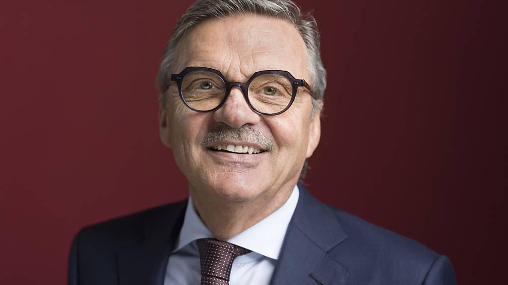 René Fasel tritt nach 27 Jahren als Präsident des Eishockey-Weltverbandes IIHF ab. Sein Nachfolger heisst Luc Tardif