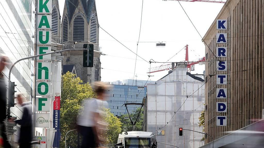 Warenhauskette Karstadt schliesst jede dritte Filiale