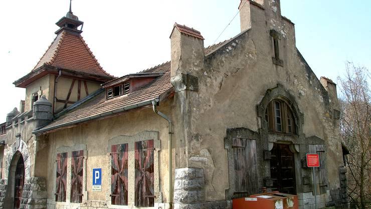 Dank des Denkmalschutzes bleibt das Schützenhaus stehen.