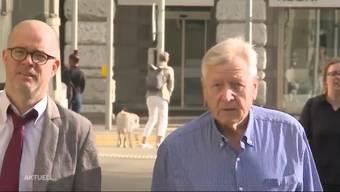 Dies wegen des Zellenbrands, den er im Oktober 2016 im Gefängnis Olten gelegt hatte. Das Gericht sprach den 69-Jährigen vom Vorwurf der Sachbeschädigung frei.