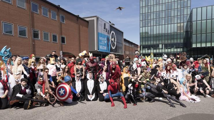 Die Fantasy Basel wurde zwar auf den November verschoben, aber ganz verzichten müssen die Fans dieses Wochenende nicht. Die Veranstalter organisierten eine virtuelle Comic Con.