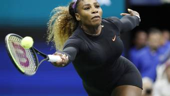 Serena Williams will sich am US Open ihren 24. Grand-Slam-Titel holen.