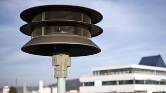 Der Sirenentest dient dazu, die Funktionstüchtigkeit der Alarmierungsmittel zu überprüfen.