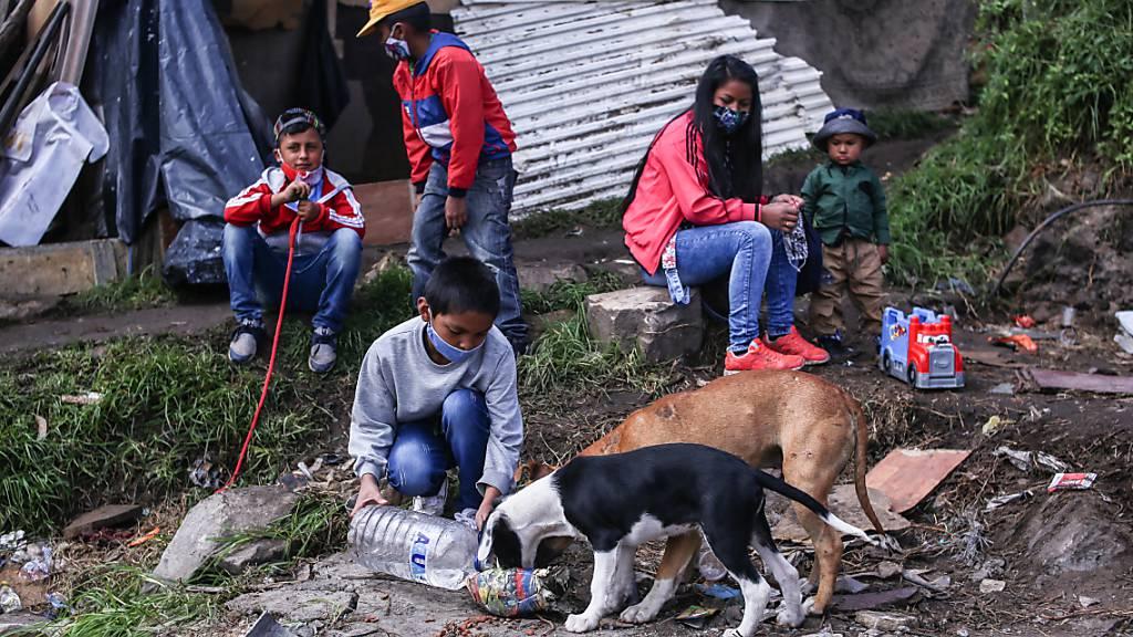 UN: Wegen Corona-Pandemie 150 Millionen Kinder zusätzlich in Armut