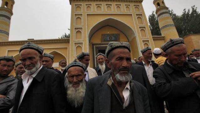 Immer wieder Ziel chinesicher Repression: Uiguren. (Archiv)