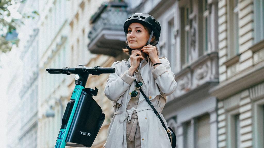 300 E-Trottis für St.Gallen – neu ganze Stadt befahrbar