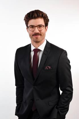 Heiner Kistler, neuer Bezirksrichter am Bezirksgericht Dietikon