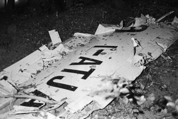 Zum Zeitpunkt des Unfalls war die Maschine etwa 16 Jahre alt.