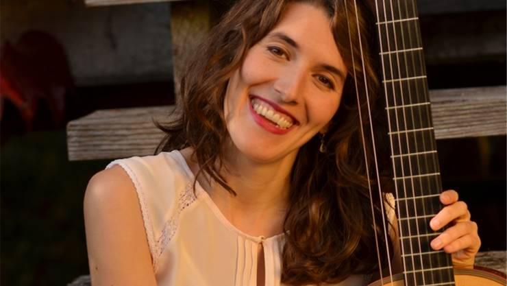 Marisa Minder gastiert in Frick.