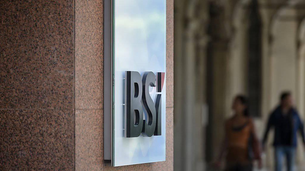 Mit der Übernahme der Tessiner Bank BSI hatte sich EFG International auch viel Ärger eingebrockt. Nun hat sich mit einem Entscheid der italienischen Zentralbank eine weitere Altlast aufgelöst. (Archiv)