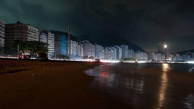 Blackout an der Copacabana