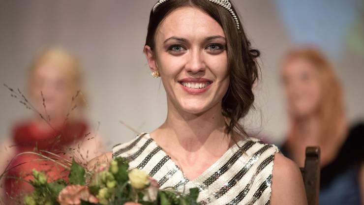 Miss Solothurn 2014 Irmela Sabotic