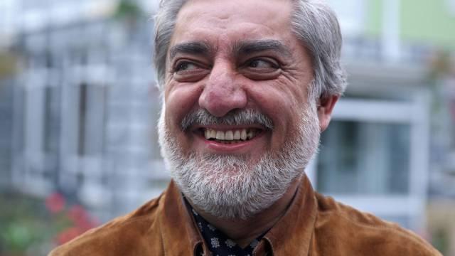 Der afghanische Ex-Aussenminisger Abdullah Abdullah (Archiv)