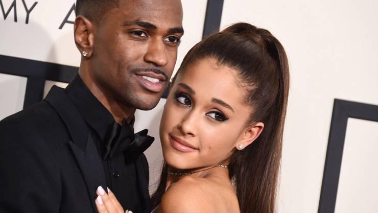 """""""Habe mehr zu sagen, als über ihn zu reden"""": Ariana Grande und ihr Ex Big Sean (Archiv)"""