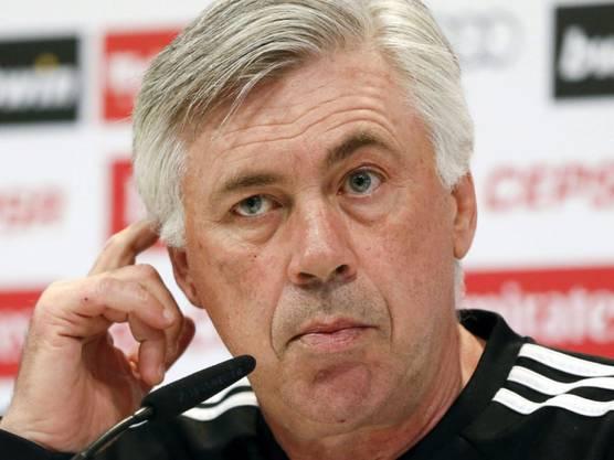 Carlo Ancelotti  wird der neue Trainer bei Bayern München. (Archiv)