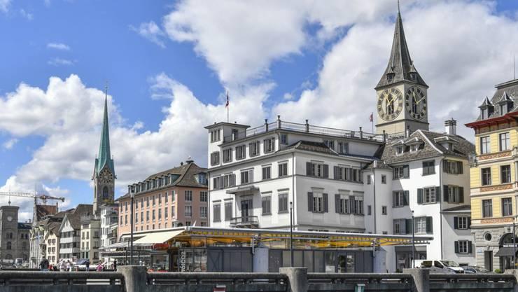 Zürich und San Francisco vertiefen ihre Vernetzung. (Archivbild)