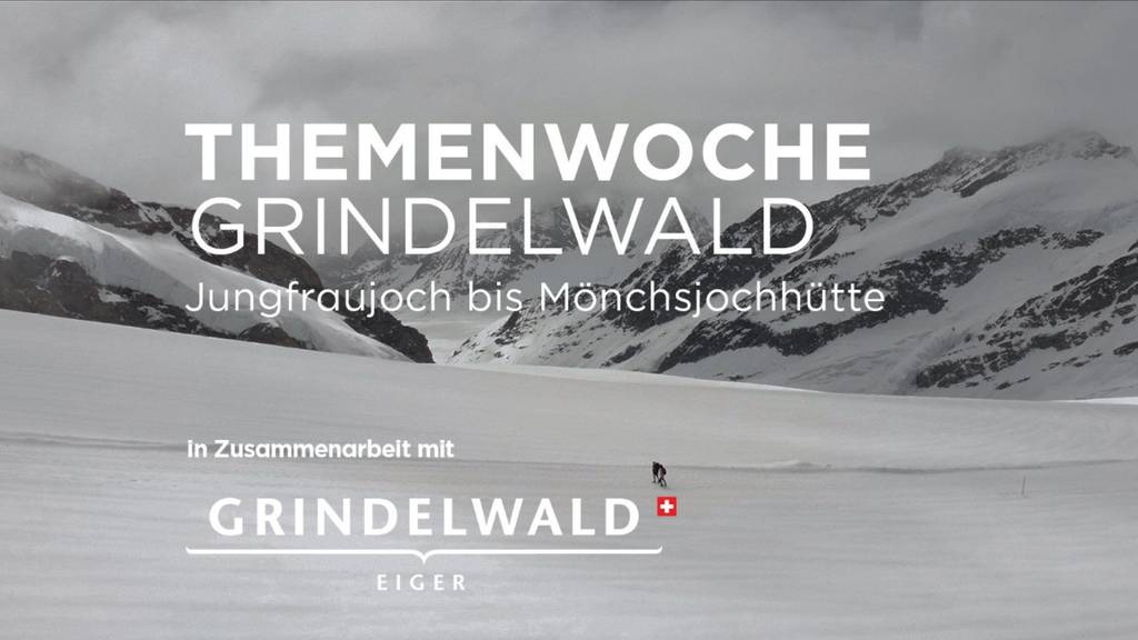 Jungfraujoch bis Mönchsjochhütte