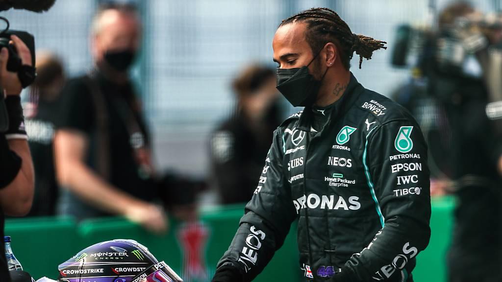 Erneuter Sieg für Hamilton in Portugal