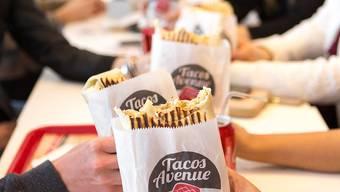 Expansionshunger: Die französische Kette Tacos Avenue hat in der Schweiz grosse Pläne.