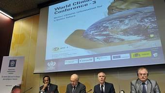 Weltklimakonferenz in Genf zu Ende