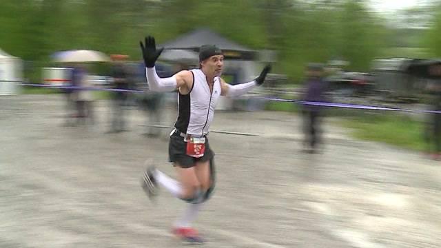 1. Aargau Marathon wird zur Tortur