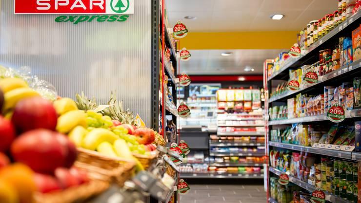 Spar Express sind kleinere Spar-Läden, häufig an Tankstellen.