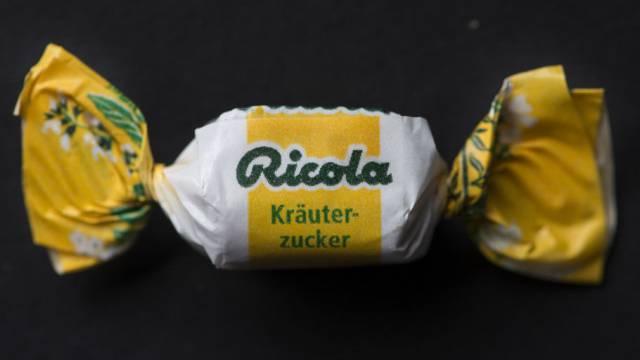 Das wohl bekannteste Ricola-Produkt: Kräuterzucker