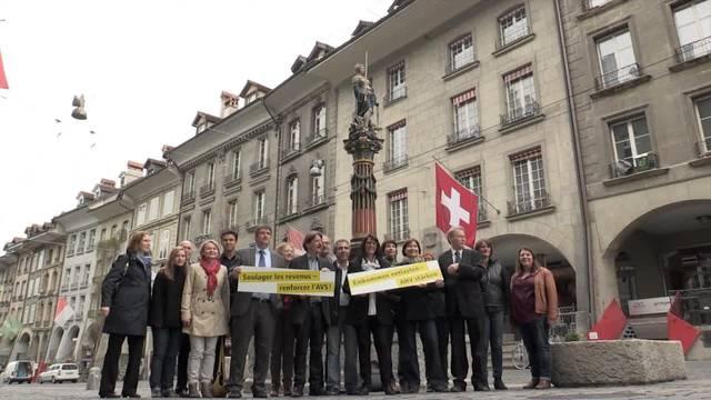 SP und Grüne wollen Erbschaftssteuer einführen: SP-Präsident Christian Levrat und Grünen Co-Präsidentin Regula Rytz nehmen Stellung.