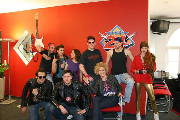 Radio 24 goes Rock im Jahr 2010