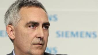 Siemens-Vorstandschef Peter Löscher