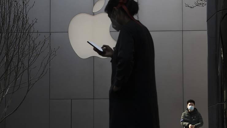 Social tracking - Apple macht sich auf den Weg.