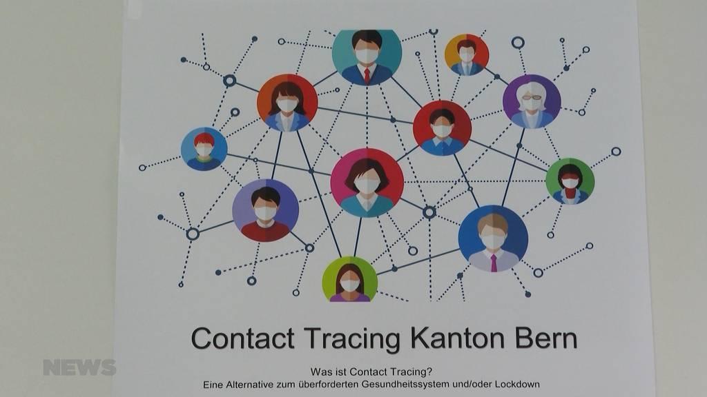 Keine Kapazität: Ist das Contact-Tracing im Kanton Bern am Anschlag?