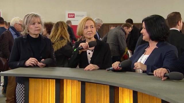Frauen-Showdown um den Solothurner Regierungsrat