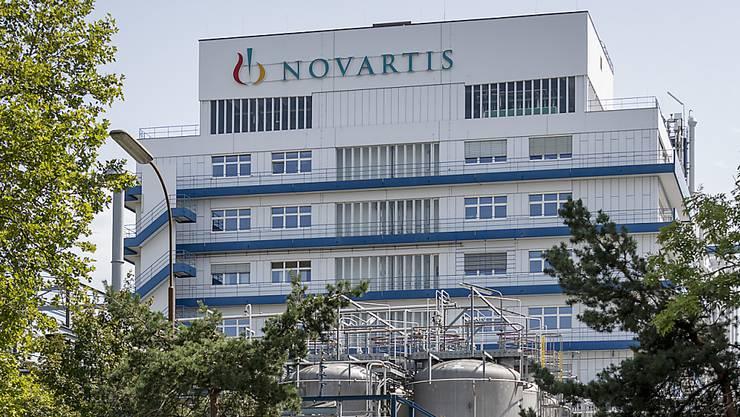 Kaum ist die Alcon-Transaktion über die Bühne, kommt bei Novartis eine neue Milliarden-Transaktion. (Archiv)