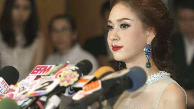 """Forderte die """"Hinrichtung"""" von Yingluck-Anhängern: Miss Thailand"""