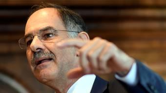 Ethos-Präsident Dominique Biedermann gerät unter Beschuss.