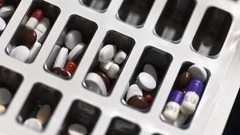 Medikamente als Suchtmittel. (Symbolbild)