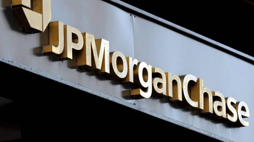 JPMorgan wächst dank brummendem Anleihehandel