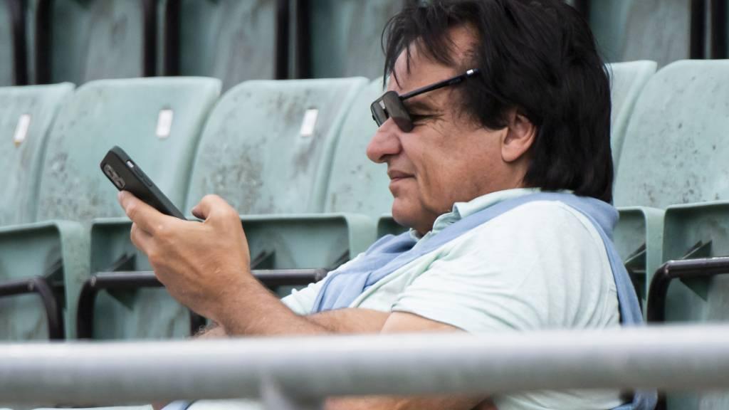 Der FC Sion von Christian Constantin erhält Verstärkung aus der Ukraine