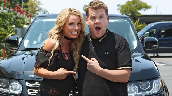 Carpool-Karaoke: Britney Spears schämt sich für Auftritt