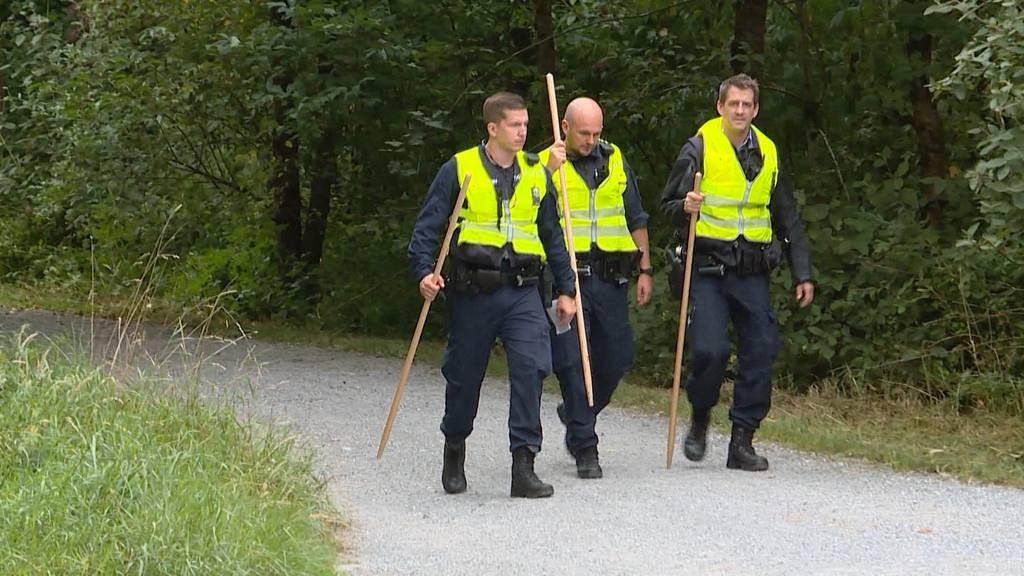 Vermisster 33-Jähriger: Grosse Suchaktion am Entlisberg