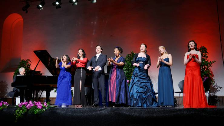 Beim Konzert der besten Nachwuchssänger an Schweizer Hochschulen kamen die Opernfreunde unverbrauchter Stimmen voll auf ihre Kosten