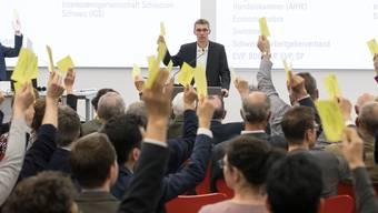 Die Delegierten der FDP bekommen ein Zweiterticket vorgesetzt.