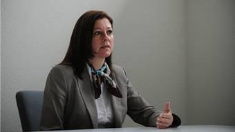 FDP-Parteipräsidentin Christine Pezzetta auf heikler Mission.