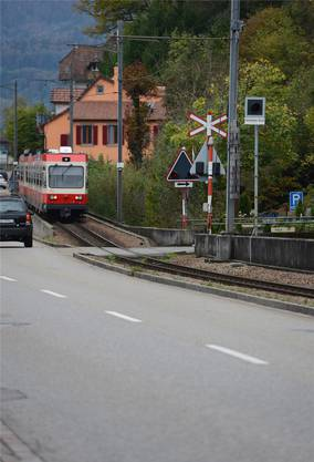 ... und Lindenbrücke in Hölstein.