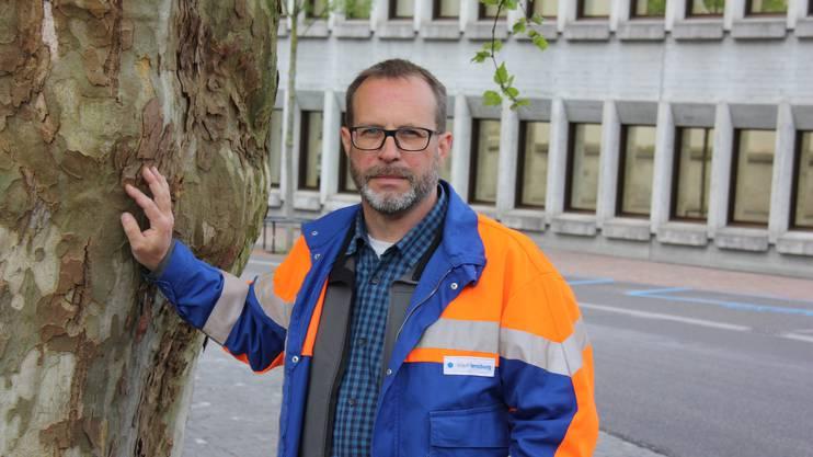 «Es wird auf jeden Fall auf dem Areal wieder einen Forstwerkhof geben.»