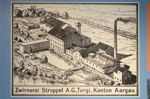 Industriedenkmal: Durch das Stroppel-Areal gibt es Führungen.