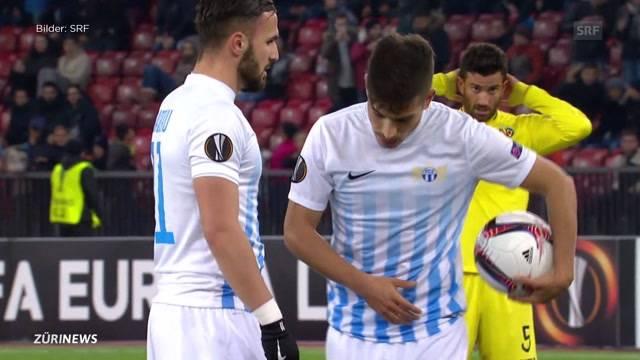 Stunk beim FCZ-Penalty